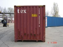 "containere maritime 40"" High Cube - TEXU5554663"