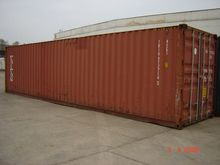 "containere maritime 40"" High Cube - TRIU9727143"