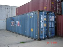 "containere maritime 40"" High Cube - WHLU5044846"